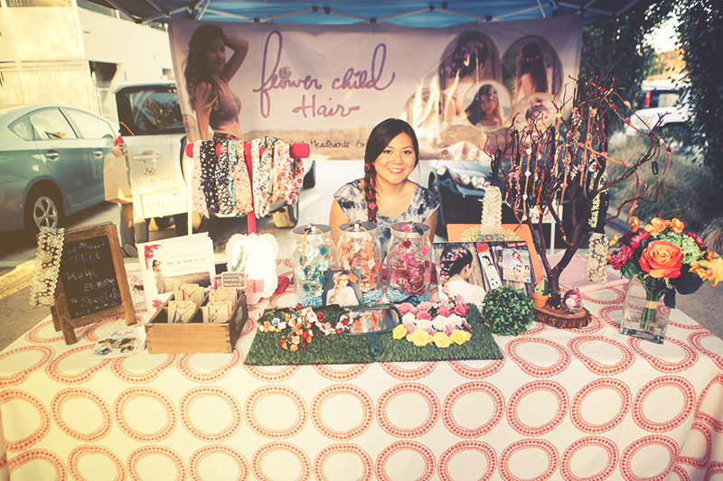 Art Crawl craft stand
