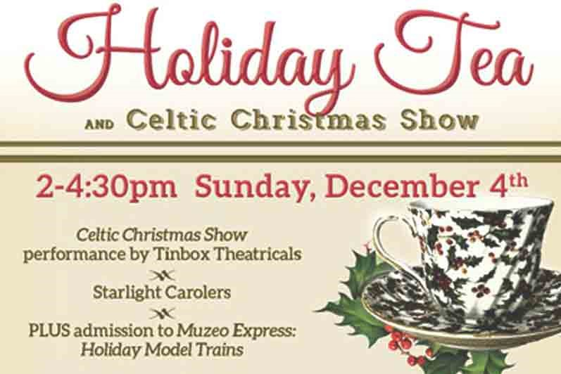 Celtic Christmas Show details in Center City Anaheim