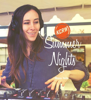 KCRW Summer Nights Event